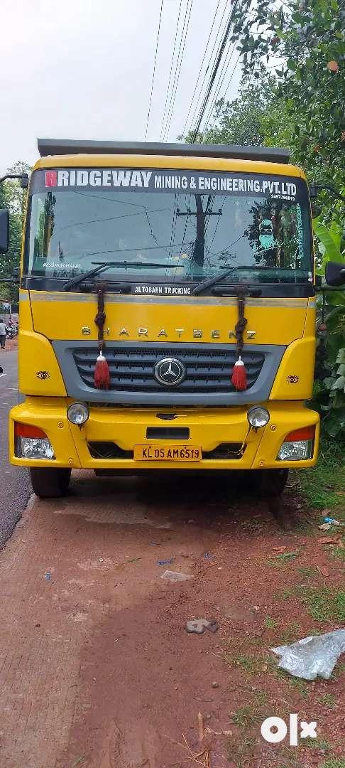 Bharath Benz 2523 Torus Tipper