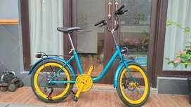 Sepeda Minion Istimewa