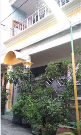 Dikontrakan rumah 2 lantai surabaya