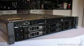 Dell R710 Server ,Powerful Xeon Quad Core x 2, 32 Gb ram ,1 TB HDD