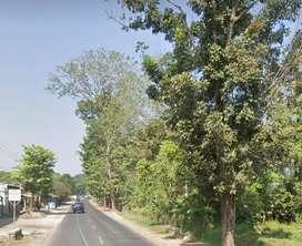 Dijual Tanah Strategis di Pagaden Pinggir Jl Raya Subang Pamanukan