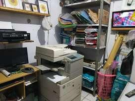 Operator potocopy & print