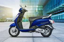 Get brand new acsses 125 bs6 all models at low down payment