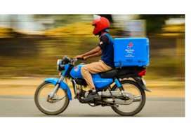 Join Domino's Pizza as Delivery boy