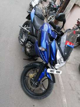 Pulsar 150AS (ADVENTURE SPORTS)IN EXECELLENT CONDITION,