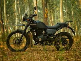 Himalayan bs4 only 10k driven