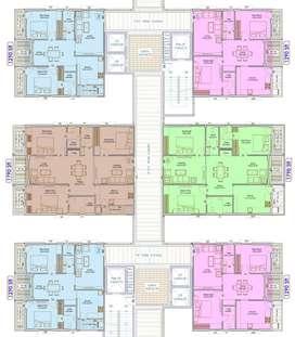 Three Bed Room 5star Luxury flat 5KM from Wipro Circle Gopanpally