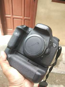 Canon 7d body only semipro