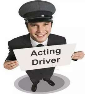 I am a Acting Driver Available For any ride