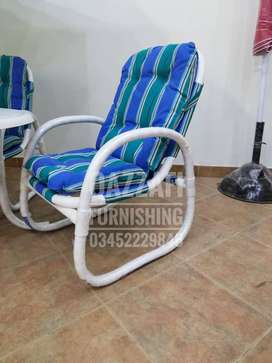Outdoor Chairs made In UPVC all weather material SALE