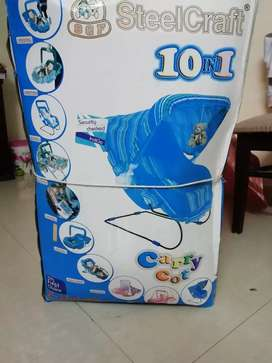 New born baby carry cot