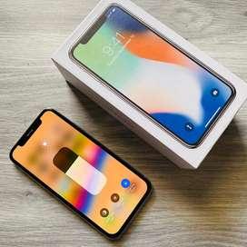 Iphone x 256 gb fullset mulus istimewa