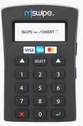Edc machine mswipe technologies