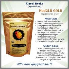 HudHud Gold - Pakan LoveBird Song Booster