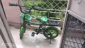 Active bonton cycle