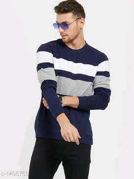 Free home delivery comfy men's trendy cotton t-shirts
