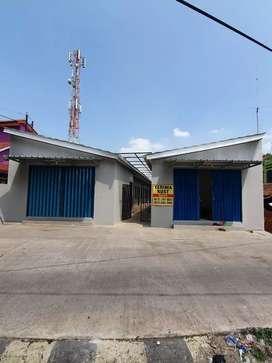 Di Kontrakan / Di Sewakan Ruko Tempat Usaha Di Dekat Kota Cianjur