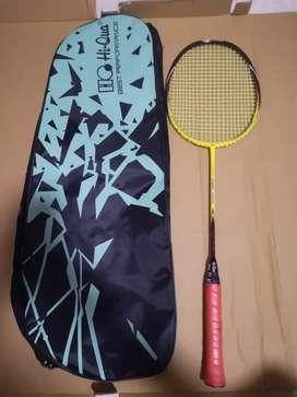Raket Hi-Qua S800 badminton