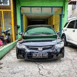 Honda CIVIC MUGEN 1.8L Automatic 2006 Hitam