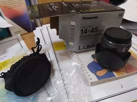 Panasonic lumix g vario 14-45mm f/3.5-5.6 asph mega ois