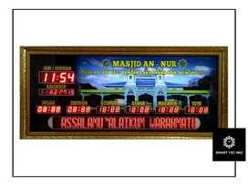 Jual Jam Digital Masjid Berau Kab.
