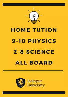 Need a very curious student for home tution