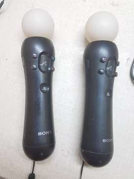 PS3-MOTION CONTROLLERS