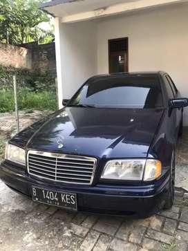 Mercedes benz w202 C200 MT 1995
