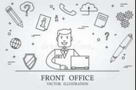 Hiring Female Candidate for The Post Front Desk Executive-99531. 28881