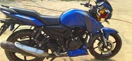 TVS Apache RTR 2018 Good Condition