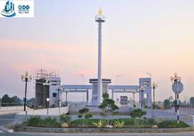 1 Kanal Sector B Residential Plot on Easy Installments, DHA Bahawalpur