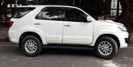 Toyota Fortuner 3.0 4x4 MT, 2013, Diesel