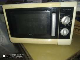 Whirlpool oven