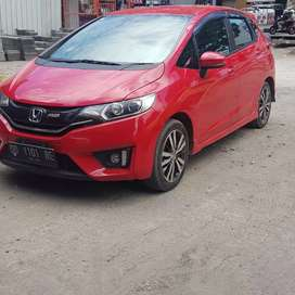 Honda jazz RS cvt 2015