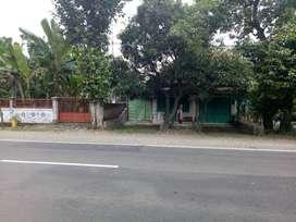 Tanah strategis pinggir jalan raya surabaya madiun