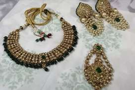 It's indian dimple brand pure kundan jwellery