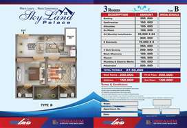 600 Sq Ft Apartment In Just 27.50 Lac Only