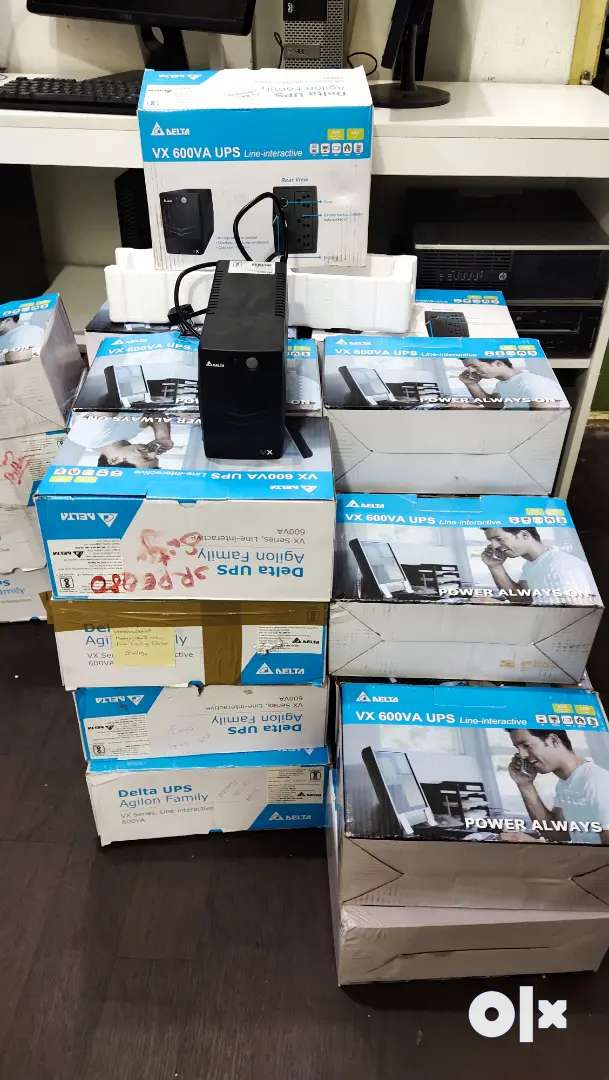 Wholesale price UPS Aelta VX 600VA pc/monitor/ ADSL/home/pos only