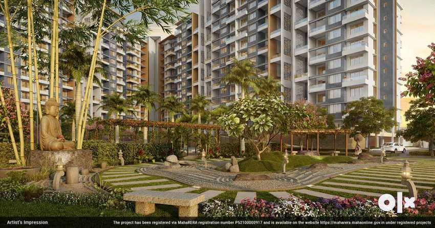 2 BHK Flats for Sale in Kolte Patil Western Avenue at Wakad, Pune 0