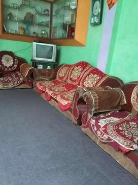 Old Maharaja sofa
