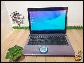 Laptop Acer 4352 Core i5 Sandy Bridge Ungu