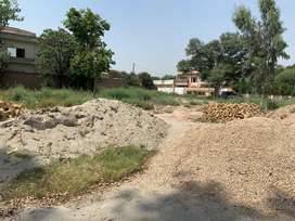 Plot for sale in dikhan cantt