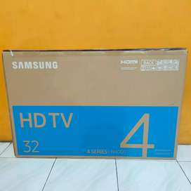 New samsun LED TV 32 inch BARANG BARU