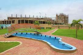 A Prime location plot is available in Block A Naya Nazimabad