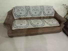 Sofa set with chair