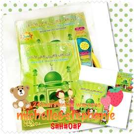 SAYANG ANAK IT37 - Mainan anak edukasi Muslim ebook e-book MUSLIM