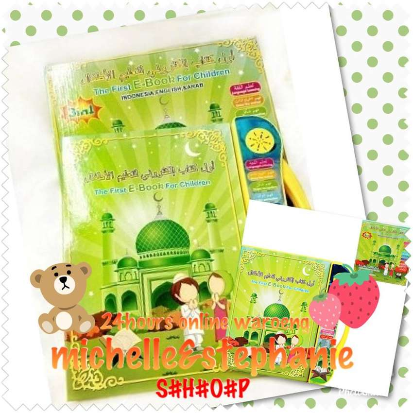 SAYANG ANAK IT37 - Mainan anak edukasi Muslim ebook e-book MUSLIM 0