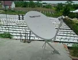 Promo spesial Transvision HD resmi Bangli paket setahun hanya 750 ribu