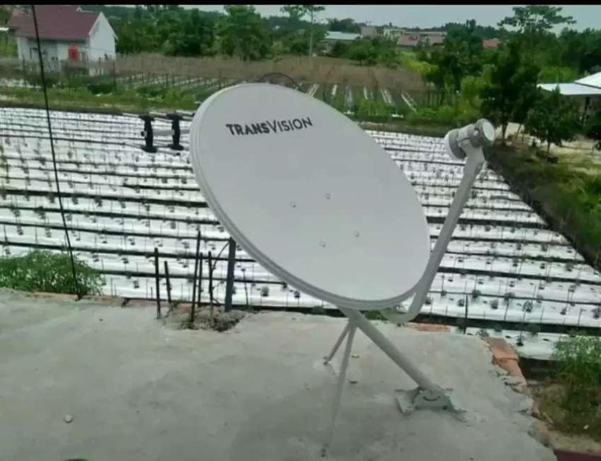 Promo spesial Transvision HD resmi Bangli paket setahun hanya 750 ribu 0