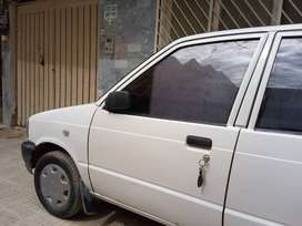 I am selling my mehran model 2005 in original condition inside/outside
